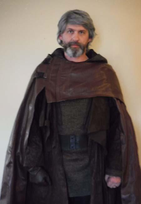 luke skywalker cosplay costume leather