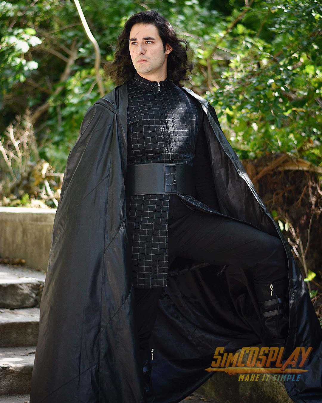 the rise of skywalker kylo ren cosplay costumes from simcosplay