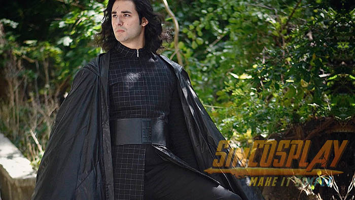 The way to cosplay Kylo Ren - Features and Tips