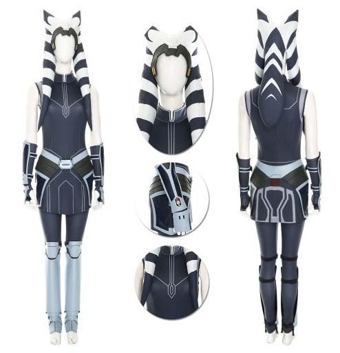 Ahsoka Tano Costume By Simcosplay